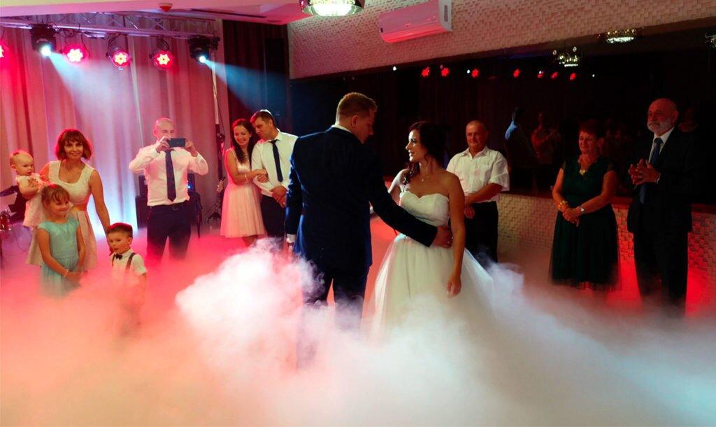 Ciężki dym wesele Tuchola i Chojnice