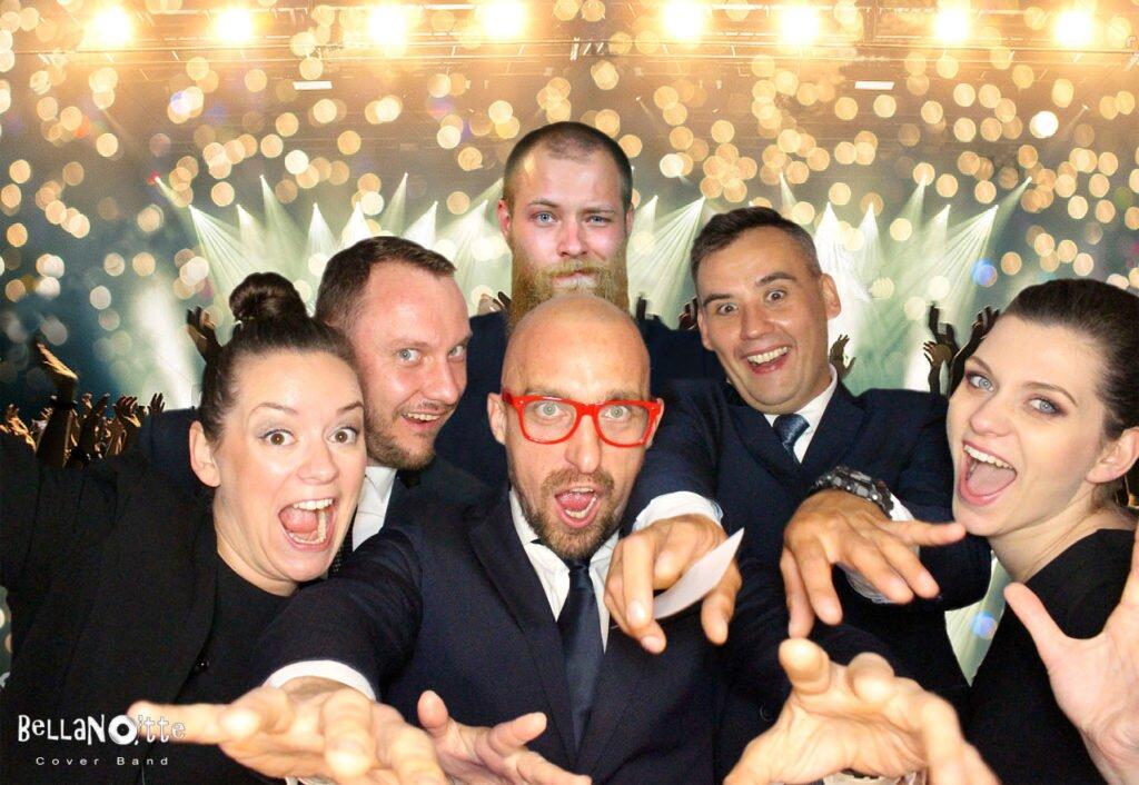 BellaNotte cover band Najlepsza muzyka na wesele
