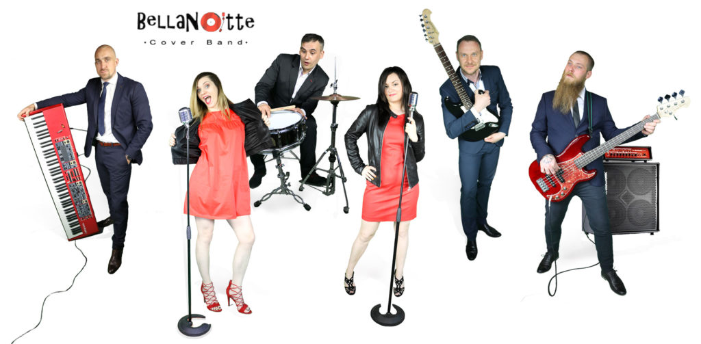 BellaNotte cover band - najlepsza muzyka na wesele